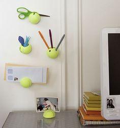 Habitaciones temáticas Tenis: fotos e ideas para una decoración dedicada al deporte del tenis, habitaciones de niña y niño, inspiración.