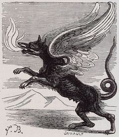 Appearing in the Lesser Key of Solomon as the 35th demon listed, Marchocias is…