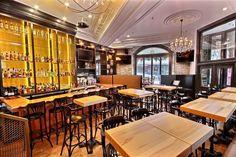 PUB ST-PATRICK #surmesure #lusine #pubstpatrick #quebec #restaurant #pub #commercial