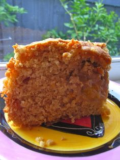 This is a really easy recipe for mango bread, from A Taste of Hawaii Cookbook. The toughest thing about this recipe is cutting up the mangoes. Great mango flavor! I love the crunch of the macadamia nuts and walnuts. Enjoy!