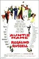 Auntie Mame (1958). Starring: Rosalind Russell, Forrest Tucker, Coral Browne and Peggy Cass