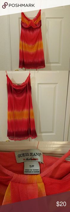 Guess Top Blouse Gently used, Tops Blouses