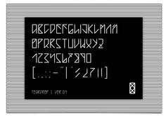 Teardrop - Free font by Blastto, via Behance Museum Identity, Geometric Font, Letter Board, Letters, Piece Of Me, Cool Fonts, Viera, Runes, Typography Design