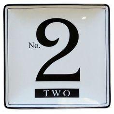 No. 2 Plate