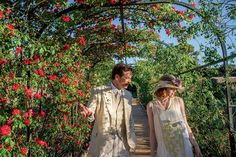 Emma Stone and Colin Firth talk Magic in the Moonlight, working with Woody Allen, having no rehearsal time, scenes that were cut and much more. Woody Allen, Colin Firth, Emma Stone, Love Movie, I Movie, Movie Scene, Movie Blog, Magic In The Moonlight, Film Serie