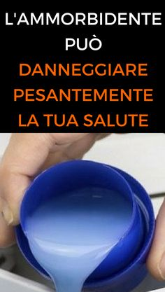 #ammorbidente #salute #animanaturale