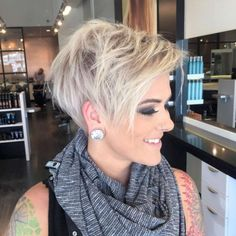 Short Hairstyles For 2016 - 2