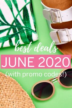 Save money on cute summer outfits, Father's Day gifts, and more with June 2020 deals and promo codes! Father's Day Deals, Best Deals, Fathers Day Gifts, Gifts For Dad, New York To Paris, Mini Vacation, School Items, Enjoy Summer, Bare Necessities