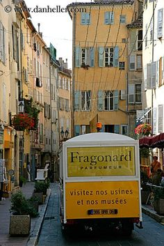 Grasse ~ Provence