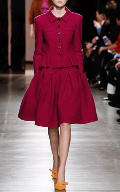 Oscar de la Renta Trunkshow Look 24 on Moda Operandi