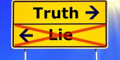 Four Lies People Always Tell Themselves (And It's Time To Stop)