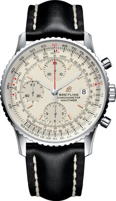 Breitling Watch Navitimer 1 Chronograph 41 Watch available to buy online from with free UK delivery. Breitling Superocean Heritage, Breitling Navitimer, Breitling Watches, Mens Skeleton Watch, Mens Dress Watches, Automatic Watches For Men, Mechanical Watch, Watch Sale, Cool Watches