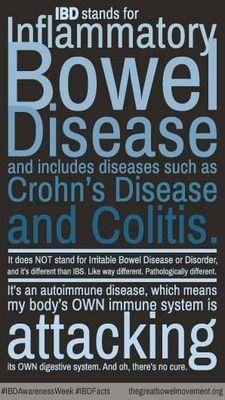 IBD Awareness Week!