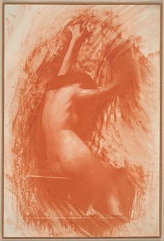 Robert Demachy, Struggle, 1903, or earlier, Metropolitan Museum of Art