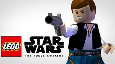 LEGO: Star Wars The Force Awakens - Han Solo and Chewbacca  Release: 6/28/2016
