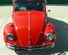 "1967 Corvette ""Torch Red"""