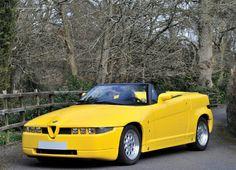 World Of Classic Cars: Alfa Romeo RZ by Zagato 1993 - World Of Classic Ca...