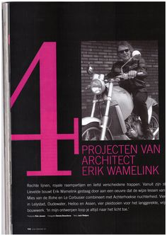 "Publicatie ""Eigen huis & Interieur"" februari 2007"