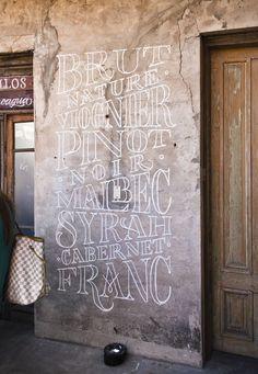 Wine Exhibition by Juan Martin Krause & Rosario Gonzalez Peralta