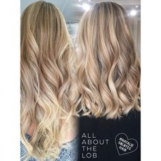Kristin Cavallari inspired haircolor hair long layers to lob long bob haircut summer trends trending 2016 blonde highlights balayage seamless Natalie Solotes hair Instagram WNY Buffalo NY New York California goal goals hairstyle waves curls