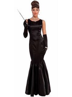 Vintage Hollywood High Society Women's Costume | Wholesale TV & Movie Halloween Costumes for Women