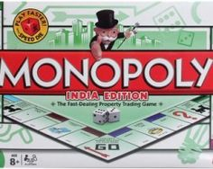 Funskool Monopoly – The Board Game for Everyone!