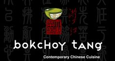 One of my favorite Modern Chinese cuisine in Melbourne. Prices are very reasonable. The Golden Crab noodle is amazing.    http://www.bokchoytang.com.au/