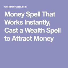 Money Spell That Works Instantly, Cast a Wealth Spell to Attract Money Cast a to Attract How to cast a Money Spell That Works? Casting a wealth spell you will find that you have conditioned to wealth Guided Meditation Audio, Tapas, Usui Reiki, Money Prayer, Money Spells That Work, Prosperity Spell, Pagan Beliefs, Instant Money, Wicca Witchcraft