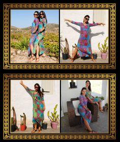 Green and Blue colour Boho Fashion, Queens, Colour, Dress, Blue, Clothes, Design, Women, Color