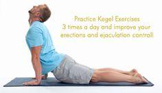 Can kegel exercises help premature ejaculation
