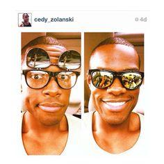 Thank you @cedy_zolanski for this #swag ✌ photo of you in #WilliamRast #sunglasses  #fashion #style #ootd #smilefordays
