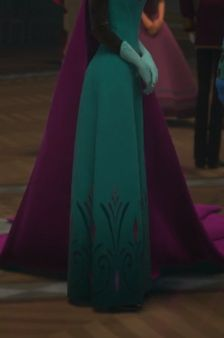Elsa's Coronation Outfit Cosplay Guide/Detail Post. Under the read more there are 40+ pictures of Elsa's formal gown. Feel free to use as guide for cosplay but please do not copy/paste this on other...