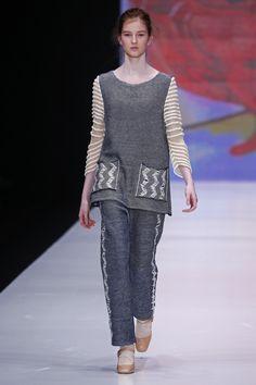 KseniaSeraya Russia Fall 2016 Fashion Show