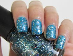 China Glaze Bells Will Be Blinging - Happy HoliGlaze Collection