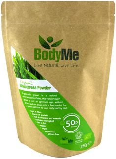 Logo and packaging label design for BodyMe range of organic health superfood supplements by www.lunatrix.co.uk #healthsupplements #superfoods | http://my-be-healthy-body.blogspot.com