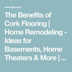 1000 ideas about cork flooring kitchen on pinterest - Advantages of installing a cork flooring ...