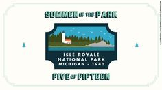 Isle Royale: An isolated paradise - one of the few island national parks in the U.S. / Lake Superior