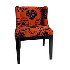 Urban Contrast Chair - Orange