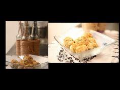 {Receitinhas} Boliinho de Mandioca FIT com frango - YouTube