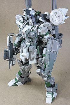 """1/100 GM Sniper """"Whitewalker"""""""