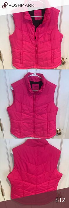 Women's vest Nice and warm over a hoodie Aeropostale Jackets & Coats Vests