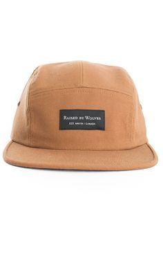 Raised By Wolves, Halifax Camp Cap - Ranch Tan - Raised By Wolves - MOOSE Limited