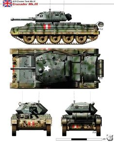 Military Weapons, Military Art, Military History, Crusader Tank, Ww2 Pictures, Engin, Ww2 Tanks, Battle Tank, Military Equipment