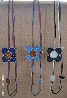 I want three of these Cute Jewelry, Jewelry Crafts, Ideas Joyería, Bijoux Diy, Craft Storage, How To Make Beads, Arts And Crafts, Jewelry Making, Handmade