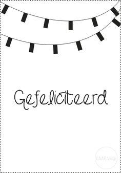 Kadokaartje @www.kaartootje.nl