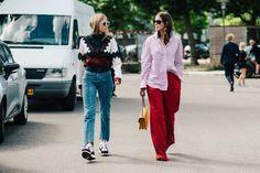 Copenhagen Fashion Week Street Style. August 2016
