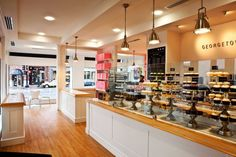 Georgetown Cupcakes, went there over Christmas break 2012....the cupcakes were delicious!!!