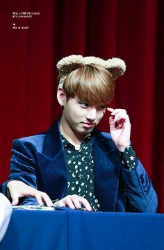 Baby bear has lost its way. Hongdae, Jungkook V, Jeon Jeongguk, Bts Members, Rap Monster, My Crush, Bts Boys, A Good Man, Boy Groups