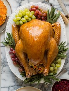 ... roasted turkey citrus and herb roasted turkey 1 16 18 lb turkey fresh