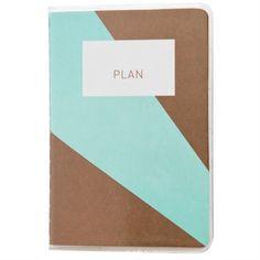 Notebook / Sketchbook / Writing journal / Paper craft / Mint